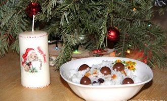 Рождественская кутья из риса