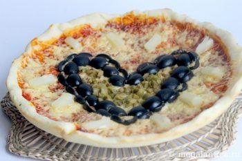 как приготовить пиццу - рецепт с фото