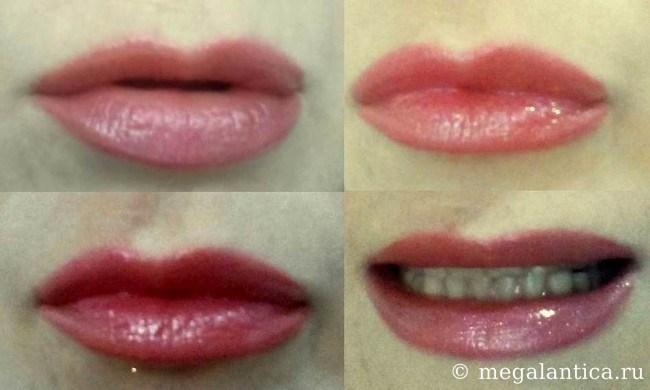 губная помада Clarins Joli Rouge Brillant