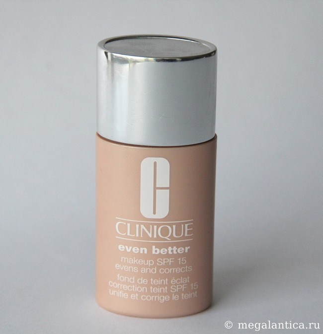 Корректирующий тональный крем Even Better Makeup SPF15
