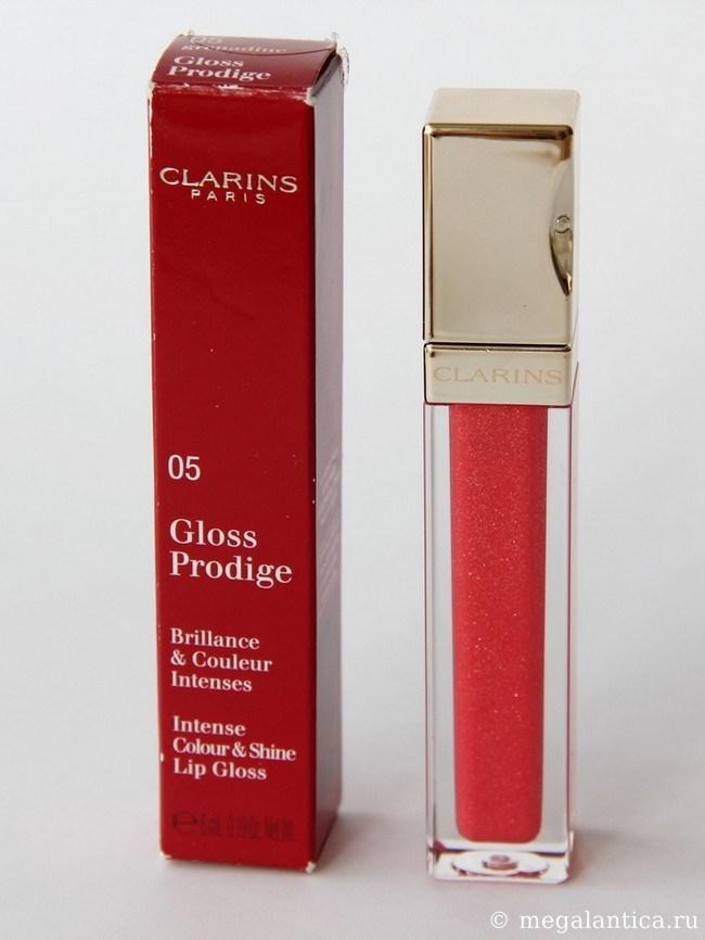 блеск для губ Clarins Gloss Prodige