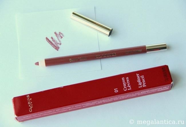 Карандаш для губ Clarins Crayon Levres