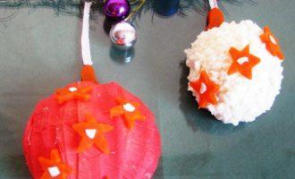 Как приготовить салат к новогоднему столу - рецепт с фото