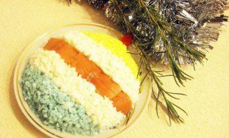 Как приготовить салат к Новому году, рецепт с фото.