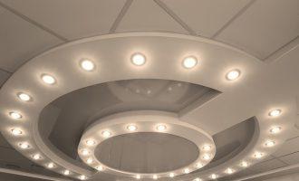 Подвесные потолки ГКЛ