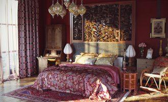 Спальня для Шахерезады
