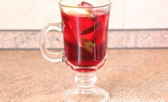 Чайные рецепты