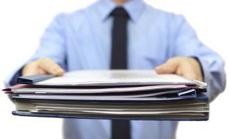 Документация, которая необходима для регистрации фирмы