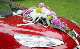 Создание свадебных украшений