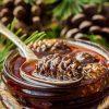 мёд из шишек