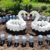 Изготовление сувениров из пластиковых бутылок