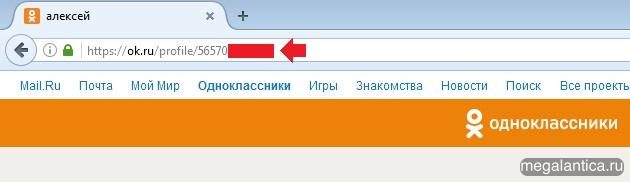 Определяем уникальный идентификатор пользователя в «Одноклассниках»