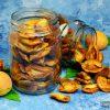 Как засушить абрикосы