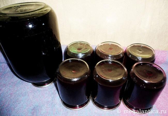 как приготовить виноградный сок в соковарке - рецепт с фото