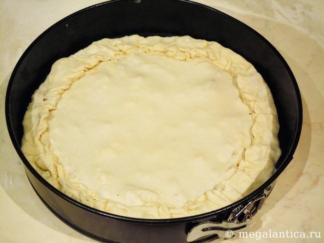 как приготовить рождественский мясной пирог - рецепт с фото