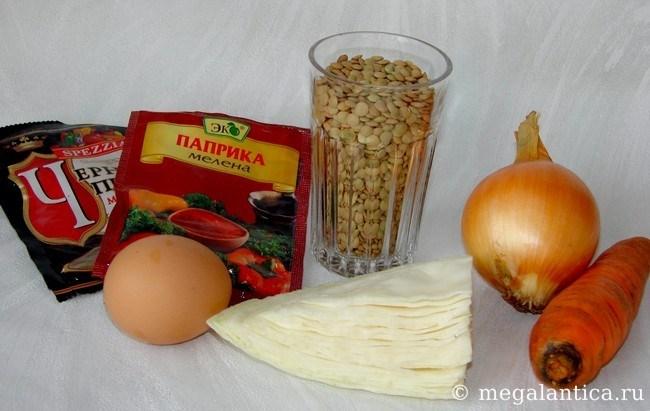 как приготовить котлеты из чечевицы — рецепт с фото