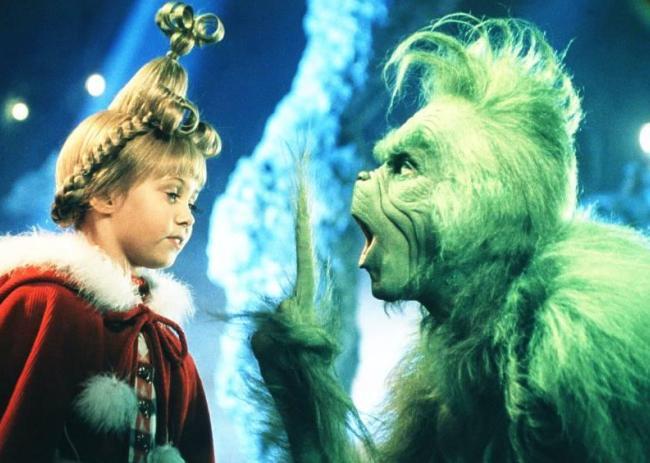 рождественские киноленты