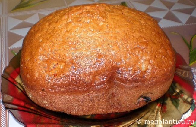 Как приготовить сметанный кекс - рецепт с фото