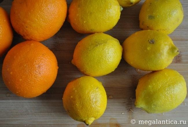 Как приготовить апельсиновый лимонад - рецепт с фото