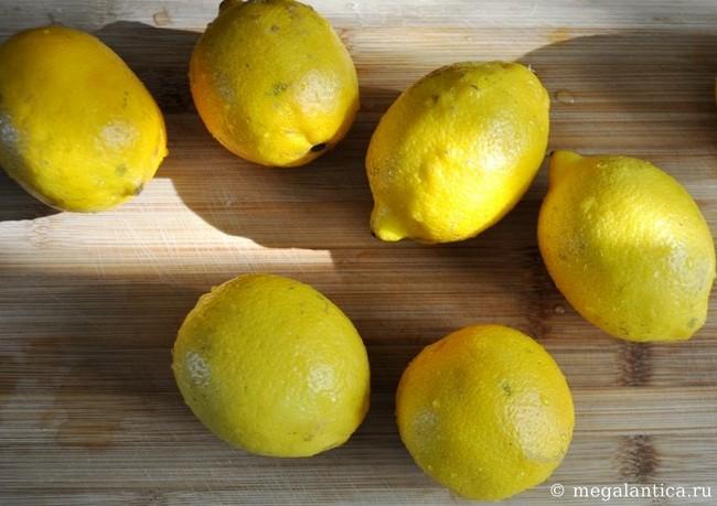 Как приготовить лимонный лимонад