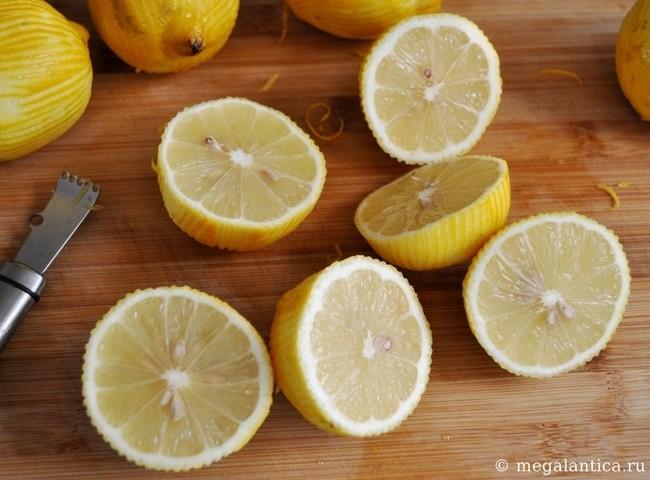 Как приготовить лимонный лимонад - рецепт с фото