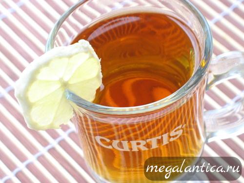 Чайная смесь с травами