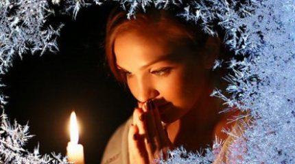 Гадание на Рождество на суженого