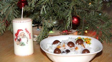 Рецепт рождественской кутьи из риса