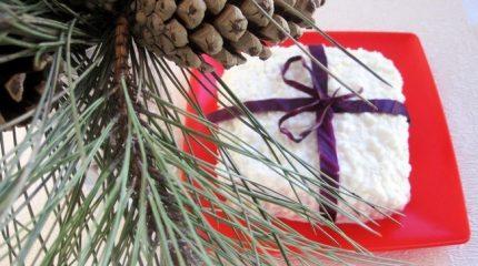 Салат «Подарок под ёлку»