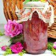 Варенье из чайной розы (с лимонным соком и коньяком)
